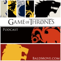 Logo of the podcast Game of Thrones The Podcast