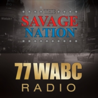 Logo du podcast 12-8 The Savage Nation