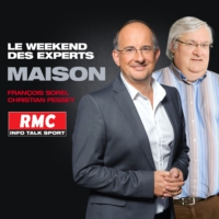Logo du podcast RMC - Le weekend des experts : Votre maison