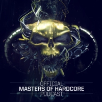 Logo of the podcast Official Masters of Hardcore Podcast