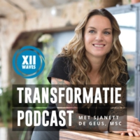 Logo du podcast Transformatie Podcast met Sjanett de Geus, MSc