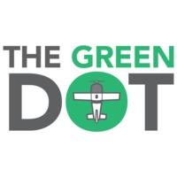 Logo of the podcast EAA's The Green Dot - An Aviation Podcast