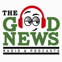 Logo of the podcast The Good News Radio Station