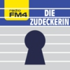 Logo of the podcast FM4 Die Zudeckerin