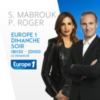 Logo of the podcast Europe 1 dimanche soir – Patrick Roger Sonia Mabrouk – 20/12/15