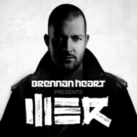 Logo of the podcast 025 Brennan Heart presents WE R Hardstyle (August 2015)