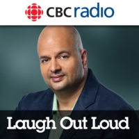 Logo of the podcast Laugh Out Loud from CBC Radio