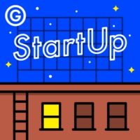 Logo of the podcast StartUp Podcast