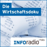 Logo of the podcast Comeback der Solarindustrie in Brandenburg und Berlin