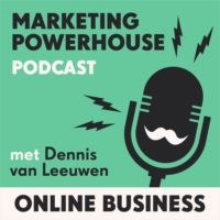 Logo du podcast MPP115 - BIG Business with EASE met Ninke van der Leck