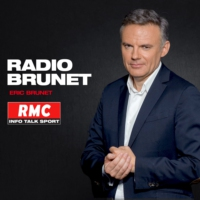 "Logo du podcast RMC : 06/11 - Radio Brunet : Carburants, ""on a perdu Macron, c'est du n'importe quoi"" - 12h-13h"