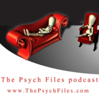 Logo of the podcast Psychology in Everyday Life: The Psych Files