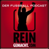 Logo du podcast Reingemacht - Der Fussball Podcast