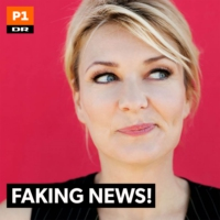 Logo of the podcast Faking News! - Den med Donald Trumps sang
