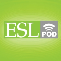 Logo of the podcast English Cafe 560