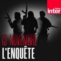 Logo du podcast 13 novembre : l'enquête