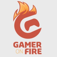 Logo du podcast Gamer On Fire Damien Rubio