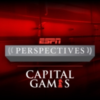 Logo of the podcast ESPN - Capital Games with Andy Katz and Rick Klein