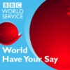 Logo of the podcast BBC World Service - World Have Your Say