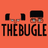 Logo of the podcast The Bugle