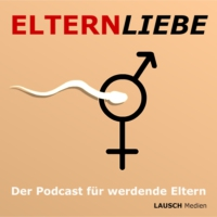 Logo of the podcast ElternLiebe - Podcast
