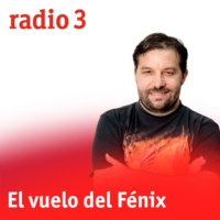 Logo of the podcast El vuelo del Fénix