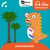Logo of the podcast ZigZagossauro