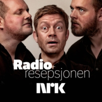 Logo of the podcast 29.08.2019 Radioresepsjonen