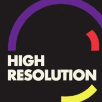 Logo of the podcast High Resolution