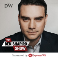 Logo of the podcast The Ben Shapiro Show
