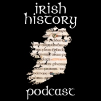 Logo of the podcast Irish History Podcast