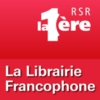 Logo of the podcast RSR - La Librairie Francophone - La 1ère