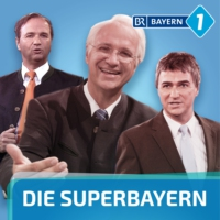 Logo of the podcast Die Superbayern