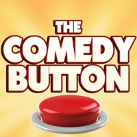 Logo of the podcast The Comedy Button: 5-Year Anniversary Special