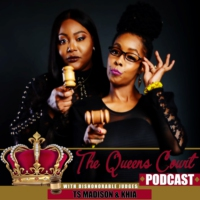 Logo of the podcast The Queens Court