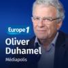 Logo of the podcast Mediapolis - Olivier Duhamel