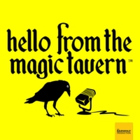 Logo of the podcast Introducing Magic Tavern: Earth Games!