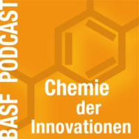 Logo of the podcast BASF Podcast - Chemie der Innovationen