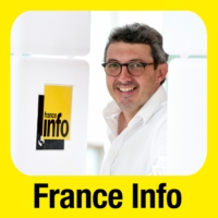 Logo of the podcast franceinfo - En direct de la Silicon Valley