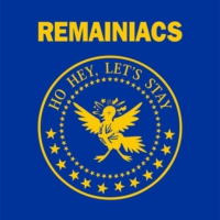 Logo of the podcast Remainiacs - The Brexit Podcast