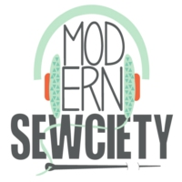 Logo du podcast Modern Sewciety Podcast