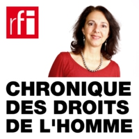 Logo of the podcast Chronique des droits de l'homme - Philippines: la popularité d'une journaliste indispose le gouvern…
