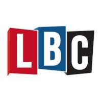Logo of the podcast Katie In The Calais Jungle: An LBC Documentary