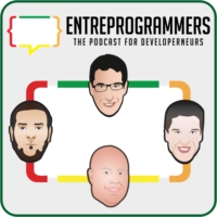Logo of the podcast Entreprogrammers Podcast