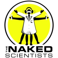 Logo of the podcast The Naked Scientists Podcast