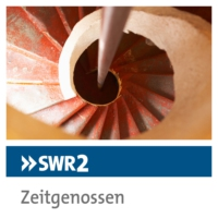 Logo du podcast SWR2 Zeitgenossen: Bettina Gaus, Journalistin