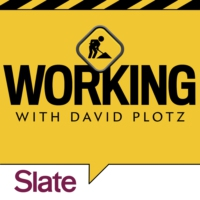 Logo du podcast Working: Stephen Colbert