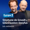 Logo of the podcast Les radoteurs - Stéphane de Groodt et Gilles Gaston-Dreyfus