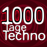 Logo of the podcast 1000 Tage Techno