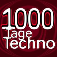 Logo du podcast 1000 Tage Techno